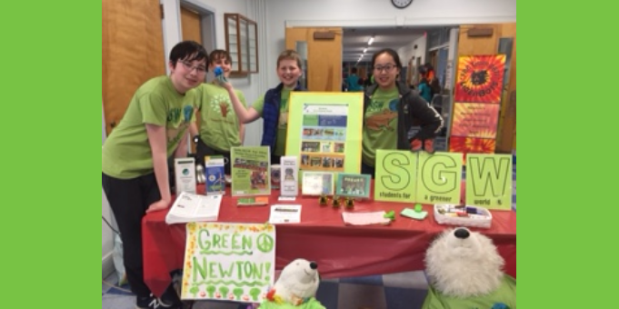SGW will be at Bowen PTO Science Day on Sunday, Feb. 9 , 1-4pm!